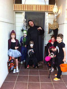 Happy Halloween! The Motley Crew!