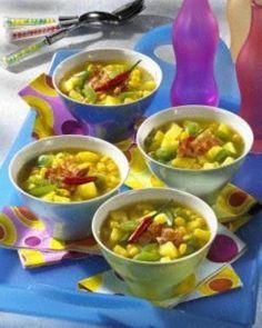 Feurige Kartoffel-Suppe Rezept