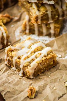 Almond & Condensed Coconut Milk Blondies (Vegan+GF) – Sincerely Tori