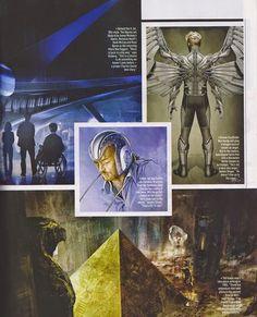 Mais fotos dos sets de filmagem de X-Men: Apocalipse
