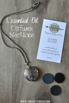 I am very grateful for being introduced to essential oil jewelry! Once I saw these amazing pendant diffuser necklaces I knew I had to have one. Not only are they completely functional, but stylis… Essential Oil Jewelry, Natural Essential Oils, Young Living Essential Oils, Essential Oil Diffuser, Essential Oil Blends, Essential Ouls, Healing Oils, Aromatherapy Oils, Aromatherapy Jewelry