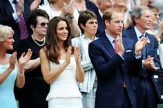 Pin for Later: Every Outfit Kate Middleton Has Ever Worn to Wimbledon 2011