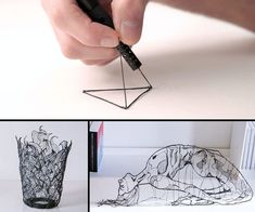 LIX 3D Printing Pen   DudeIWantThat.com