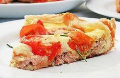 Torta Pizza de Atum