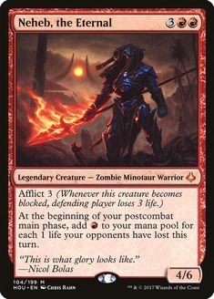 Eternal Warrior Legends NM-M Red Uncommon MAGIC THE GATHERING MTG CARD ABUGames