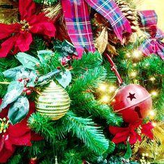 Venite a vivere la gioia del #natale a #mostrartigianato ! #christmas #mostrart2015 #tree #christmastree #red #green #feste #ghirlanda #joy #happy #presents #regali