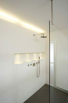 bande à LED pour salle de bain petit espace