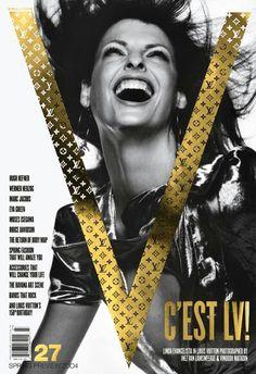 V Magazine Linda V Magazine, Magazine Covers, Werner Herzog, Spain Fashion, Korea Fashion, Vogue Spain, Vogue Korea, Body Map, Linda Evangelista