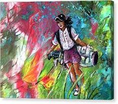 Image result for ladies golf art Golf Art, Ladies Golf, Applique Designs, Lady, Golf Stuff, Poster, Image, Gardening, Paintings
