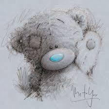 Resultat d'imatges de tatty teddy bear drawing