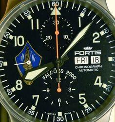 Fortis Falcoes Squadron  Limited Edition 50 stuks wereldwijd €1995.- www.juweelco.nl
