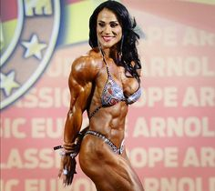 Cris Goy Arellano | Female bodybuilder | Pinterest