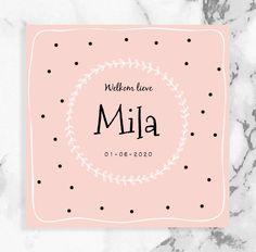 15 Beste Afbeeldingen Van Geboortekaartje Van Meisjes Baby Cards