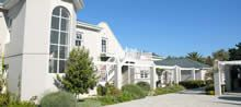 Ocean Eleven is an olde worlde, Cape Cod, colonial style guesthouse situated on the famous cliffs of Hermanus in South Africa Cape Cod, Great Places, Colonial, South Africa, Ocean, Mansions, Luxury, House Styles, Cod