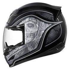 Icon Airmada Rubatone Helmet - RevZilla