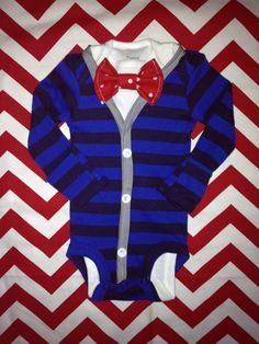 baby boy cardigan