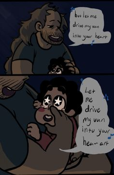 "Steven- "" Remember when you use to sing to me."" Page 2 Steven Universe Pictures, Steven Universe Memes, Greg Universe, Steven Univese, Sing To Me, Pokemon, Fanart, Anime Manga, Cartoon Network"