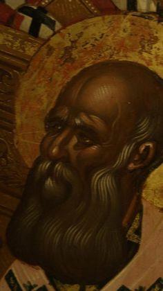 Byzantine Icons, Holy Spirit, Fresco, Buddha, Saints, Blessed, Christian, Statue, Painting