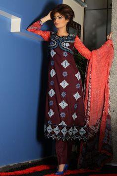 Yashfeen Lawn 2013 Women's Fashion