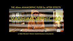 VashiMorphic40 - Free Anamorphic Effect