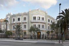 Casa Palacio de la Marquesa Viuda de la Oliva y Nerva.es un singular y notable ejemplo de la arquitectura madrileña de finales del siglo XIX y comienzos del XX.