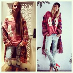 We The Free Touch Down Tunic: Style Pic on Free People
