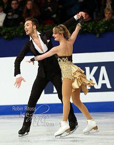 Gabriella Papadakis & Guillaume Cizeron (FRA)