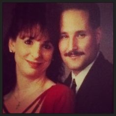 My hubby and I 1995