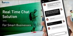 Experience Next- Gen #Chat & Instant #Messaging Solutions With US #Messengerapp #RealTimeChat #MobileAppSolution