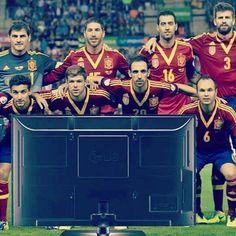 How Spain will be finishing the World Cup