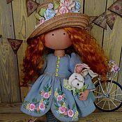 """Магазин мастера """"Авторские игрушки Чертовой Ольги"""": коллекционные куклы Lol Dolls, Love Sewing, Fabric Dolls, Doll Toys, Doll Clothes, Projects To Try, Teddy Bear, Disney Princess, Pattern"""