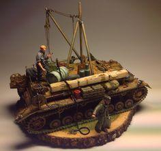 Sd.Kfz. 164 Bergepanzer IV