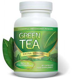 Das Geheimnis einer ganz besonderen Pflanze - Grüner Tee Extrakt