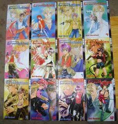 from $59.95 - Lot Of 12 Gravitation #Manga Anime Graphic #Comic Books Maki Murakami  - Excellent
