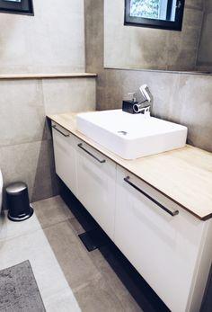 Kannustalo Harmaja Jokelantontti WC Laundry Room Bathroom, Bathroom Toilets, Double Vanity, Sink, House, Home Decor, Ideas, Bedroom, Living Room