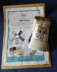 Justicasabfa sur Instagram: Elle est Mimi ma Mirettes de chez Sacôtin. Patron gratuit très qualitatif qui s'adresse aux débutants. Un futur cadeau de Noël…
