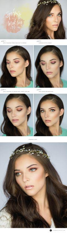 bridal_makeup_for_spring.jpg 1,000×3,465 pixels