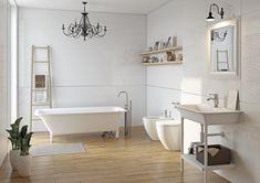 Применение бордюра для плитки в виде вставки на стене в туалете или в ванной комнате может визуально расширить пространство или, наоборот, уменьшить его. #ваннаявдоме#таунхаус#апартаменты#house#homedesign#белый#белыйдизайн Clawfoot Bathtub, Bathroom, House, Washroom, Home, Full Bath, Bath, Bathrooms, Homes