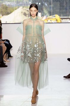 Delpozo, Spring 2015, New York