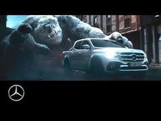 """(239) """"Follow"""". The new Mercedes-Benz X-Class TV-Spot (2017) - YouTube"""