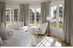 Stunning Windows in master bedroom
