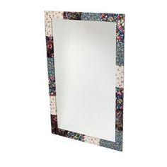 Debenhams Silver fabric covered mirror- at Debenhams Mobile Silver Fabric, Fabric Covered, Home Collections, Cover Design, Home Accessories, Shabby Chic, Things To Come, Debenhams, Mirrors