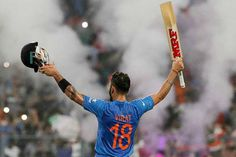 Regarded as the best batsman in modern-day cricket, Virat Kohli made his debut for India in Since his debut, this champion batsman has come a long way and has changed a lot of numbers in the rec Number Wallpaper, Mumbai Indians Ipl, Virat Kohli Instagram, Cricket Bat, Cricket Poster, Cricket Sport, Virat Kohli Wallpapers, India Cricket Team, Virat And Anushka