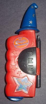 Pez Magic Dispenser (Box #4)