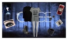 """""""Black Forest"""" by oosammyoo on Polyvore featuring Mode, Casetify, Gia-Mia, Thread Tank, Forever 21, NOVICA und Saachi"""