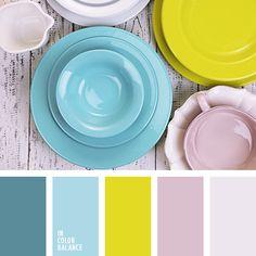Color Palette No. 1865