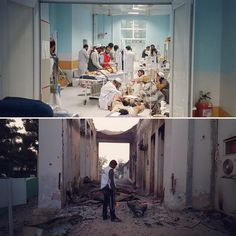 Kunduz hospital on the 1st October 2015 and two days later on the 3rd October 2015. The 3rd of October 2015 will be remembered as one of the darkest days in MSF's history. In the early hours of that Saturday, 42 people, including 14 MSF staff, were killed in a US airstrike on our Kunduz trauma centre in Afghanistan. Kass Thomas, an intensive care doctor from Australia and a member of the Kunduz team, was in the hospital compound on the night of the attack. Kass was on her first mission with…