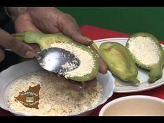 Nicaragua en mi sazon con Maria Esther Lopez - La Güirila - YouTube