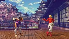 Check Out Street Fighter 5's New Stages and Outfits Coming in the June Update