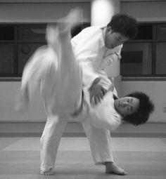 judo ..: breaking the fall :..